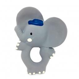 Hryzátko (100% prírodný kaučuk) - sloník Alvin
