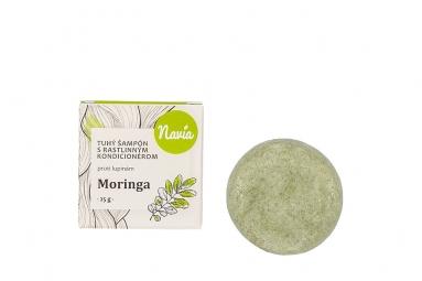 Tuhý šampón s Kondicionérom – Moringa (proti LUPINÁM)