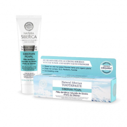 Prírodná sibírska zubná pasta - Sibírska perla