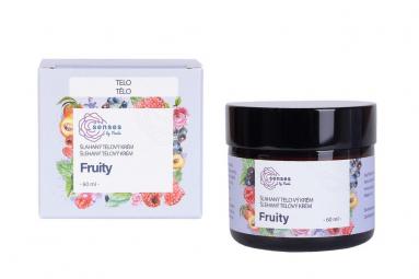 Šľahaný telový krém SENSES – Fruity