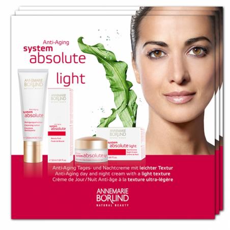 Línia SYSTEM ABSOLUTE Anti-aging LIGHT - VZORKA