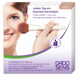 Hyper Sensitive Make up BEIGE pre citlivú pleť - VZORKA