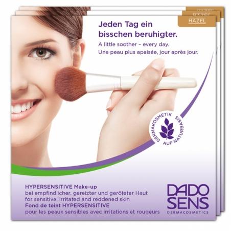 Hyper Sensitive Make up HAZEL pre citlivú pleť - VZORKA