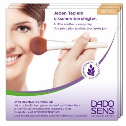 Hyper Sensitive Make up NATURAL pre citlivú pleť - VZORKA