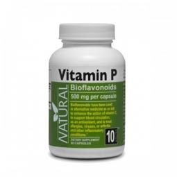 Vitamín P 500mg, 60 kapsúl