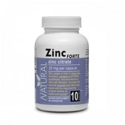 Zinok forte 25 mg - 60 kapsúl
