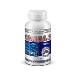 Omega-3 100 kapsúl / 1000 mg
