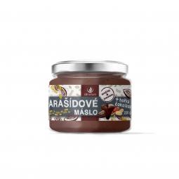 Arašidové maslo s horkou čokoládou 220 g