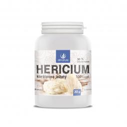 Hericium koralovec ježovitý kapsule 100 kps.