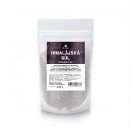 Himalájska soľ čierna jemná 250 g