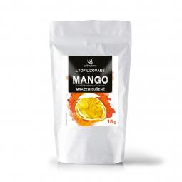 Mango sušené mrazom 15 g
