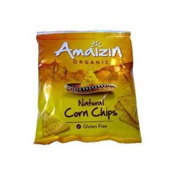 Chipsy kukuričné 75g BIO