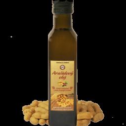 AKCIA SPOTREBA: 05/2020 Arašidový olej 250 ml