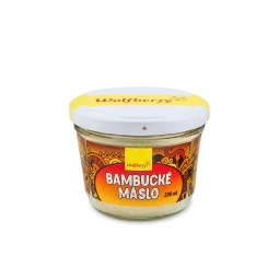 Bambucké maslo 200 ml Wolfberry