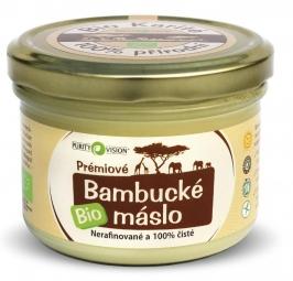 Bambucké maslo BIO 200 ml