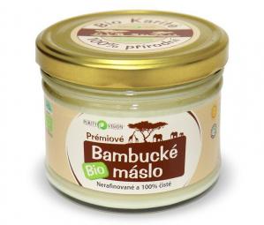 BIO Bambucké maslo 350 ml