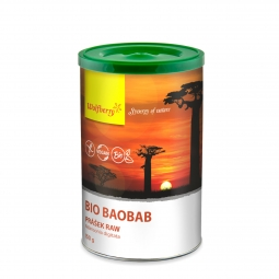 Baobab prášok BIO 150 g Wolfberry PDZ *