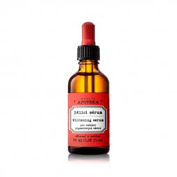 Bieliace sérum so Soforou japonskou a extraktom z kiwi 30 ml