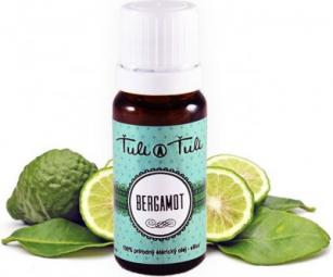 Bergamot prírodný éterický olej silica Ťuli Ťuli
