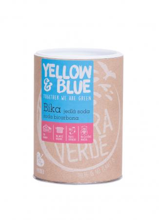 Bika – jedlá sóda, sóda bicarbona, hydrogénuhličitan sodný 1 kg (dóza)