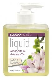 BIO tekuté mydlo na ruky magnólia - oliva - 300ml