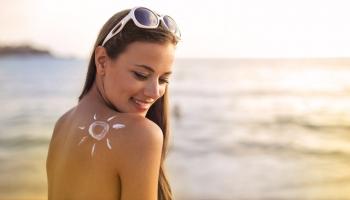 Slnečná ochrana ANNEMARIE BÖRLIND s organickými filtrami, ktoré ochránia pokožku pred UVB aj UVA žiarením