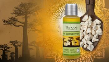 Baobabaový olej - zázračný olej z magického stromu