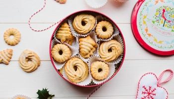 Vyskúšajte zdravé vianočné pečenie