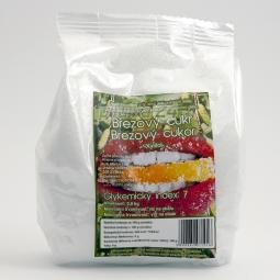 Xylitol - cukor brezový 0,5 kg