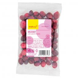 Brusnice lyofilizované 20 g Wolfberry