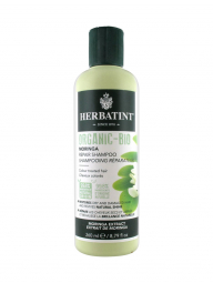 Moringa šampón ORGANIC, 260ml
