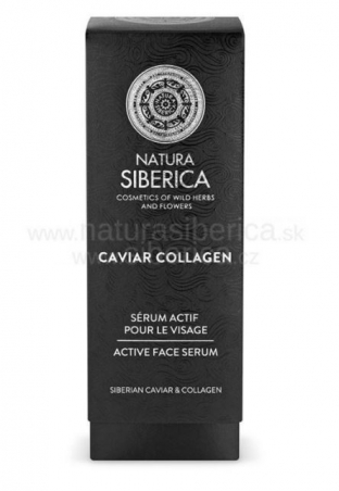 Caviar Collagen - Aktívne sérum na tvár 30ml