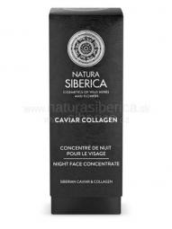 Caviar Collagen - Nočný koncentrát na tvár 30ml