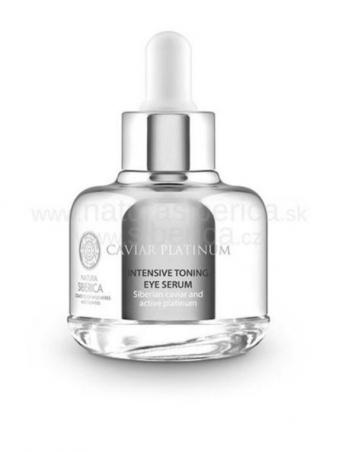 Caviar Platinum - Intenzívne tonizujúce očné sérum 30ml