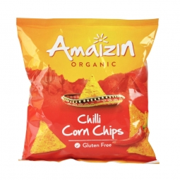 Chipsy kukuričné chilli 75 g