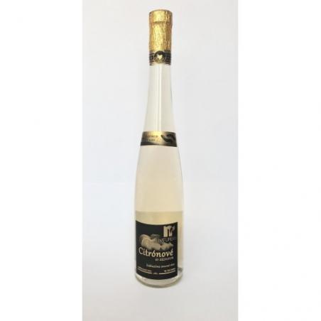 Citrónové víno so zázvorom 0,5 l