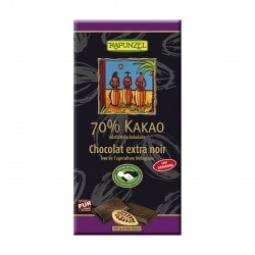 Čokoláda horká 70% BIO 80 g Rapunzel *