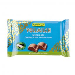 Čokoláda mliečna BIO 100 g Rapunzel *
