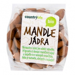 Mandle 250 g BIO COUNTRY LIFE