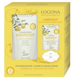 Darčekový balíček HARMONY(sprch.gél+krém na ruky)