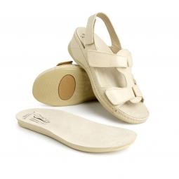 Batz dámske zdravotné sandále Irina Beige 38