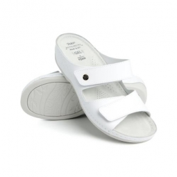 *Batz dámske zdravotné šľapky FC06 White 38