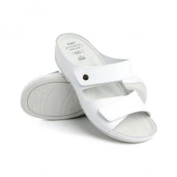 *Batz dámske zdravotné šľapky FC06 White 40