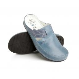 Batz dámske zdravotné šľapky NLK Blue 37
