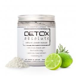 DETOX absolute - prírodná sprchovacia pena