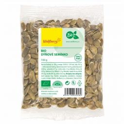 Tekvicové semienko lúpané BIO 100 g Wolfberry *