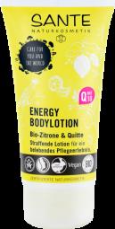 ENERGY telové mlieko BIO citrón a dula