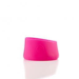 Doplnky - silikon bottom Squeeze Magenta