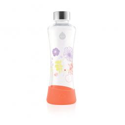 Fľaša EQUA Flowerhead Poppy, 550 ml