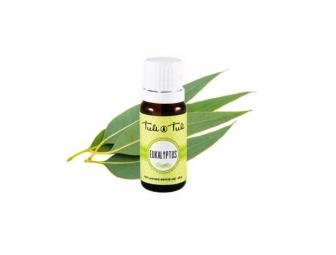 Eukalyptus prírodný éterický olej silica Ťuli Ťuli